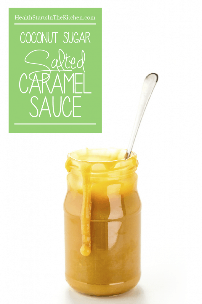 ... , Sweets & Treats , Recipes caramel , coconut sugar , salted caramel