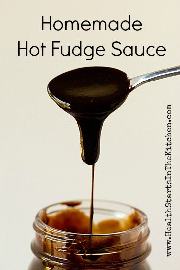Homemade Hot Fudge Sauce Recipe — Dishmaps