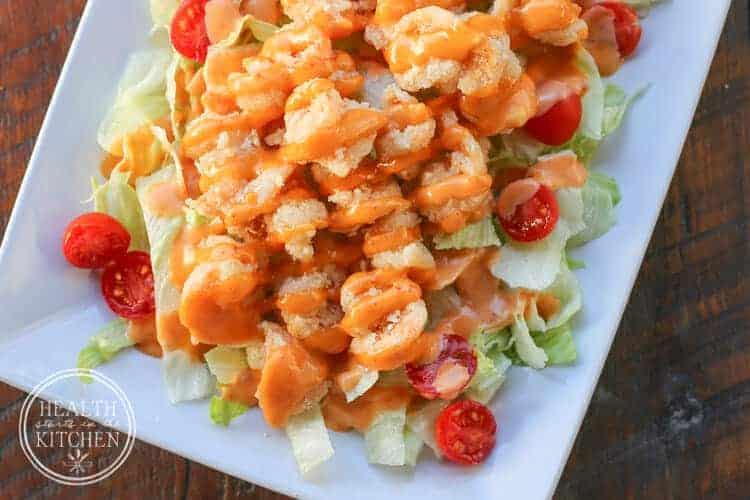 Gluten-Free Bang Bang Shrimp