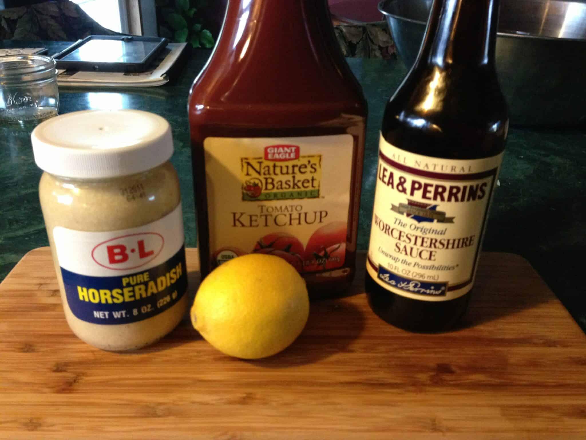 Cocktail Sauce Ingredient
