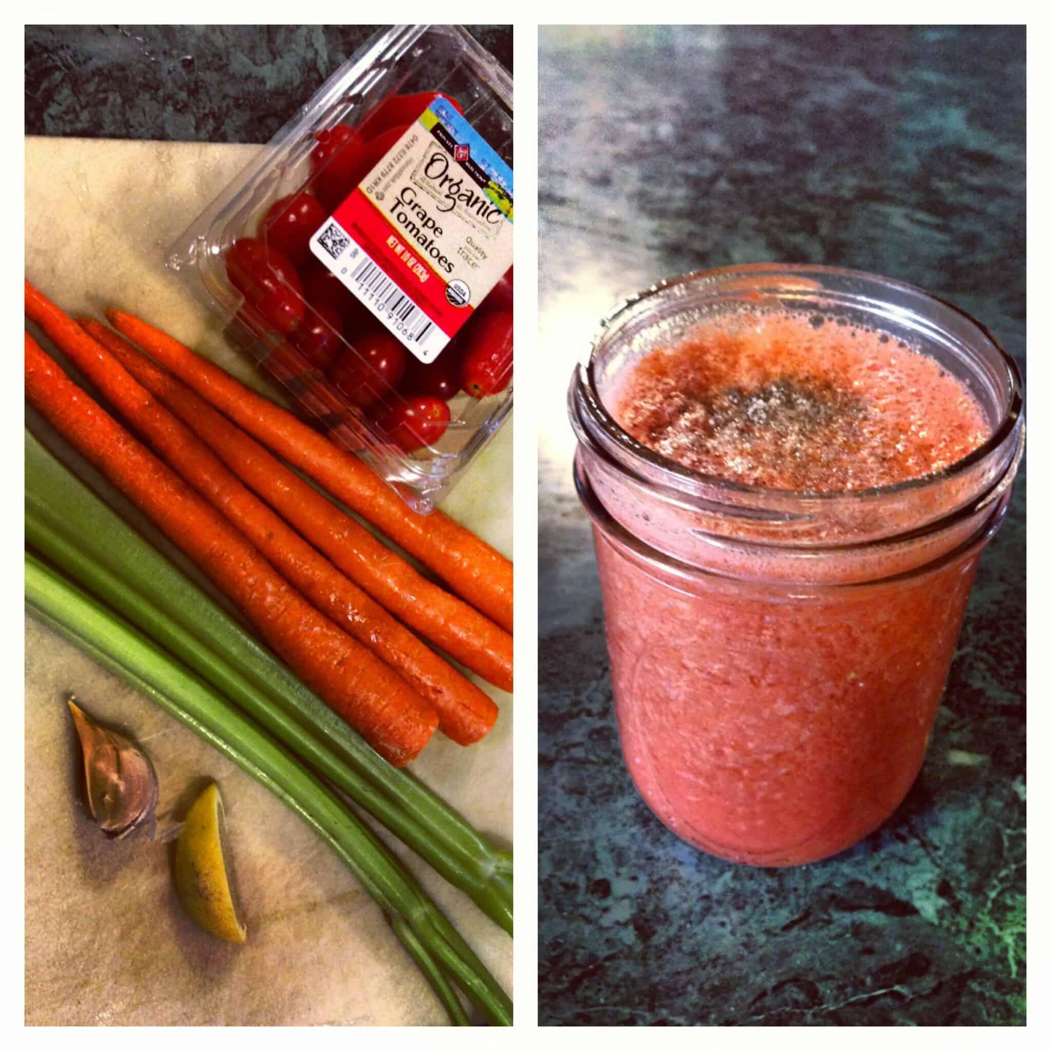Veggie V-Gr8 Juice