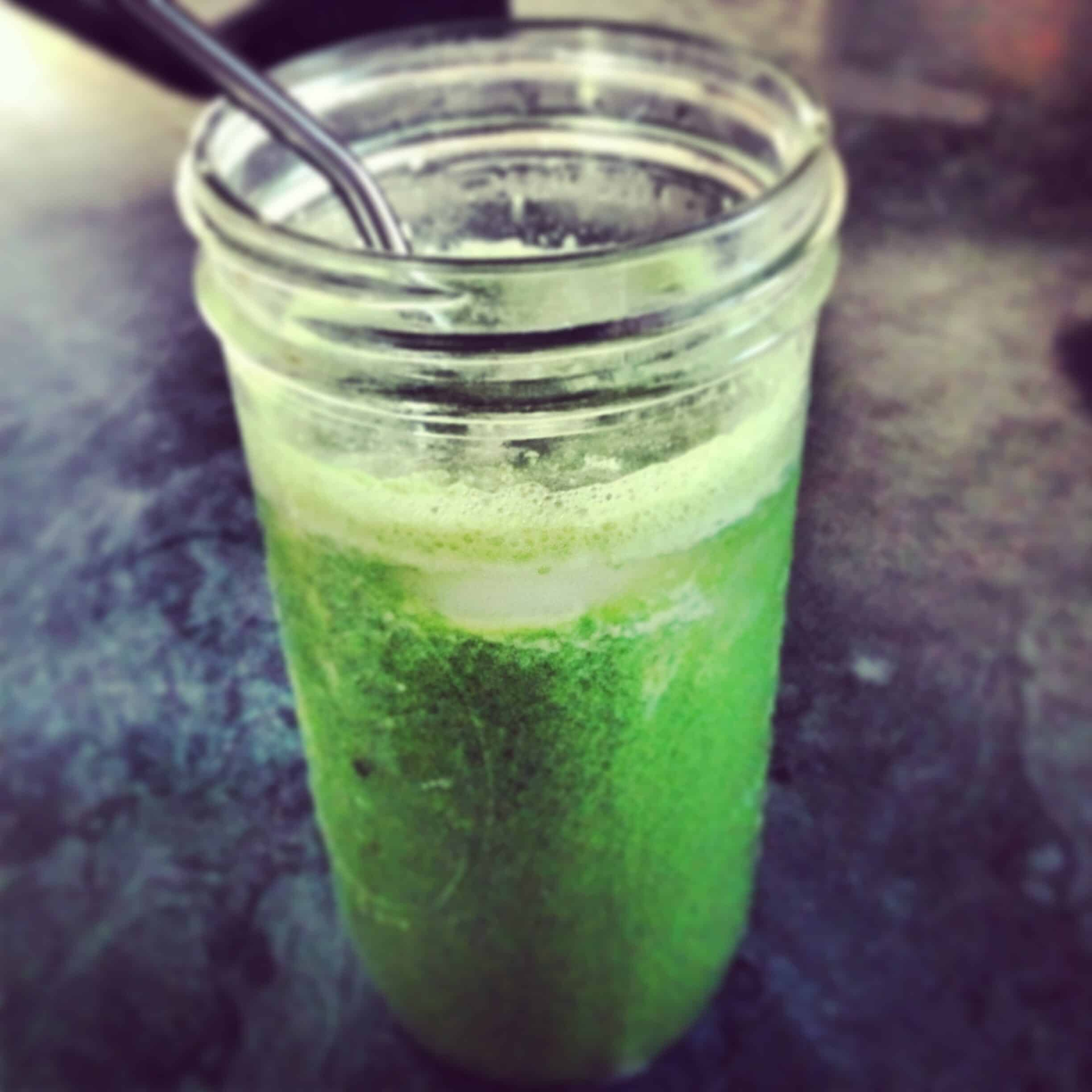 Very Green Juice
