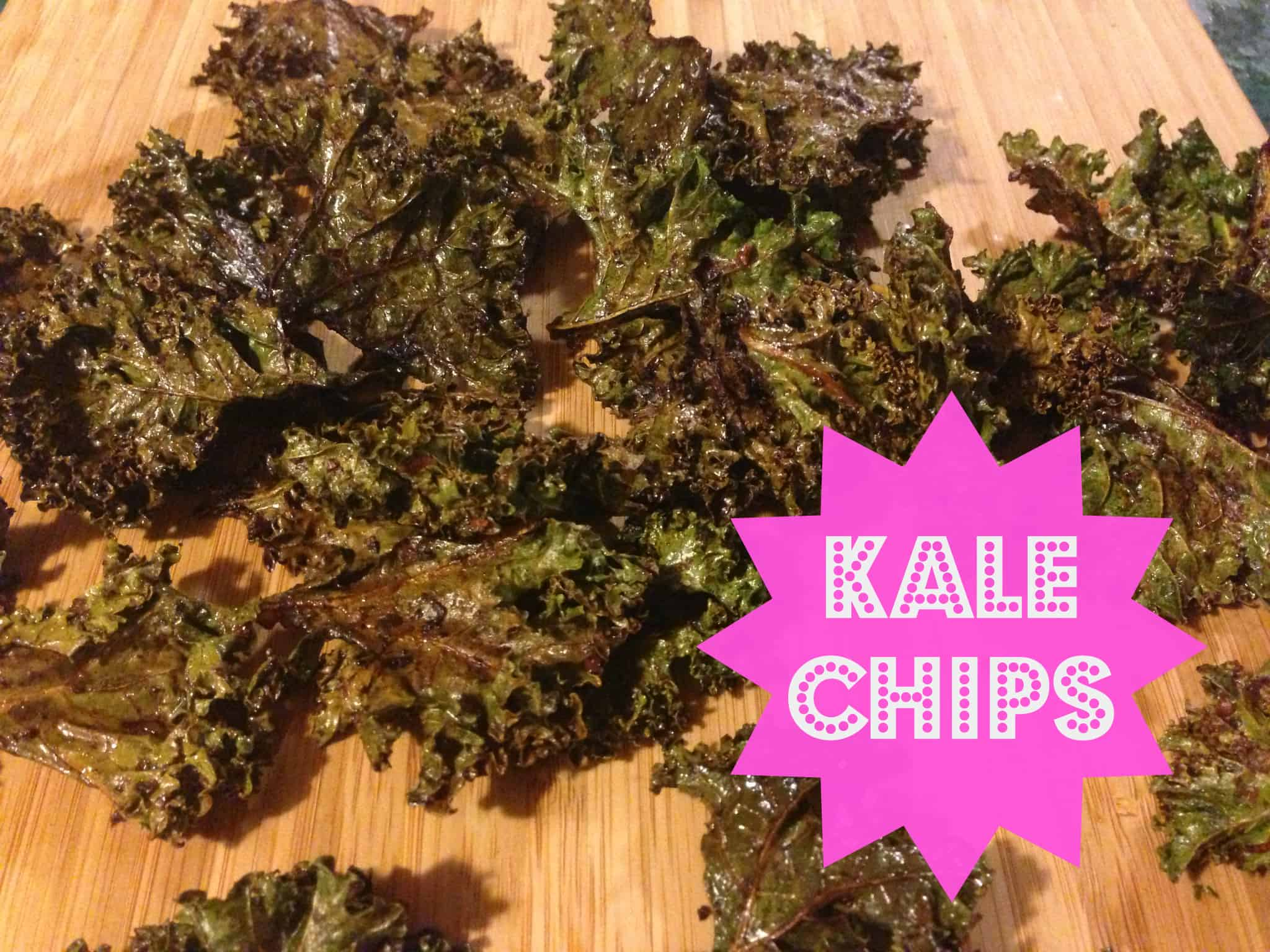 how to make kale chips in airfryer
