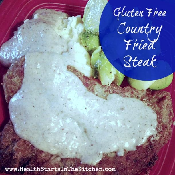 GF Country Fried Steak
