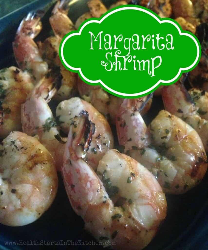 Margarita shrimp