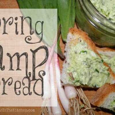Spring Ramp Spread
