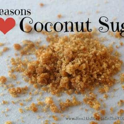 10 Reasons I Love Coconut Sugar