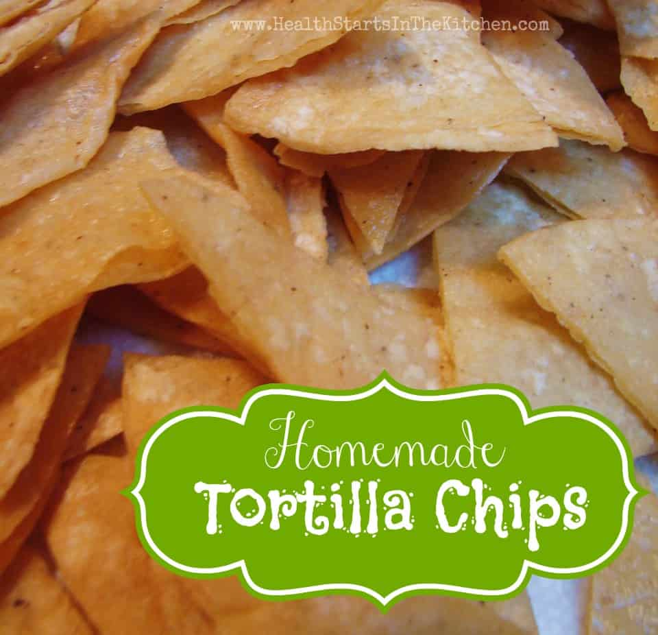 Easy Homemade Tortilla Chips Recipes — Dishmaps
