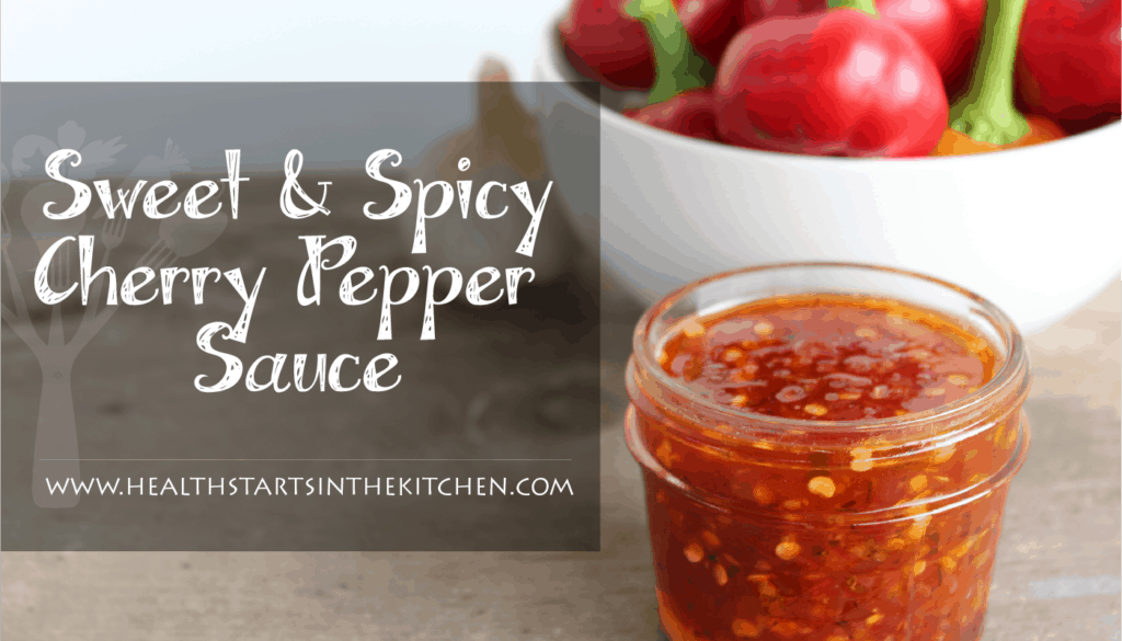 sweet & spicy cherry pepper sauce-01