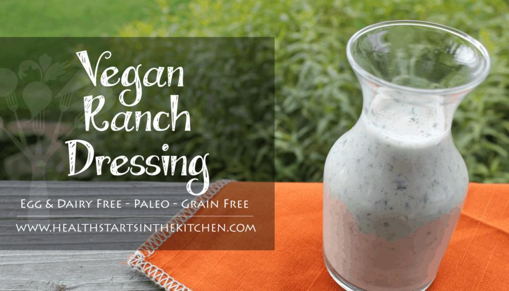 Vegan Ranch Dressing
