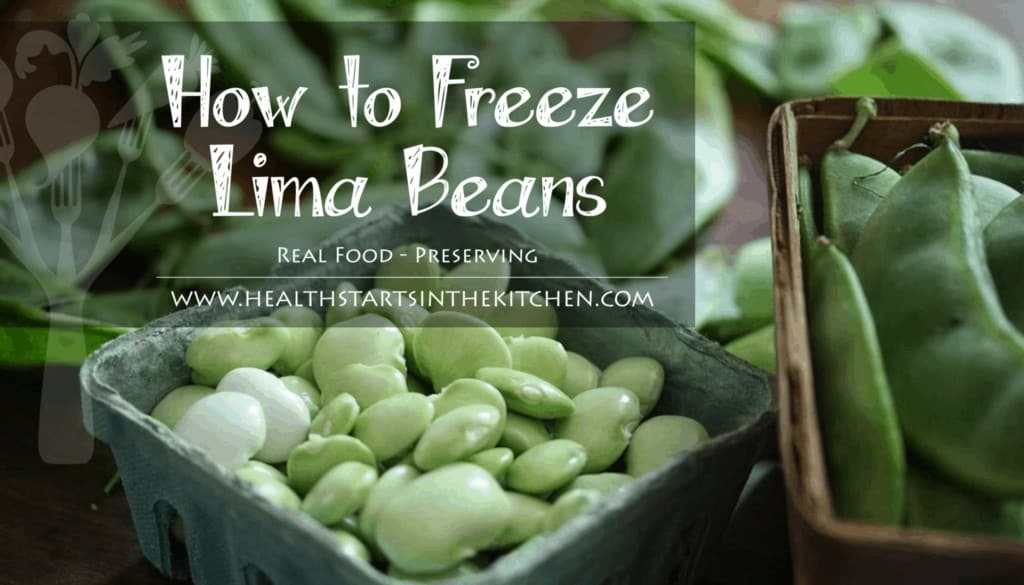 How to freeze lima beans-01