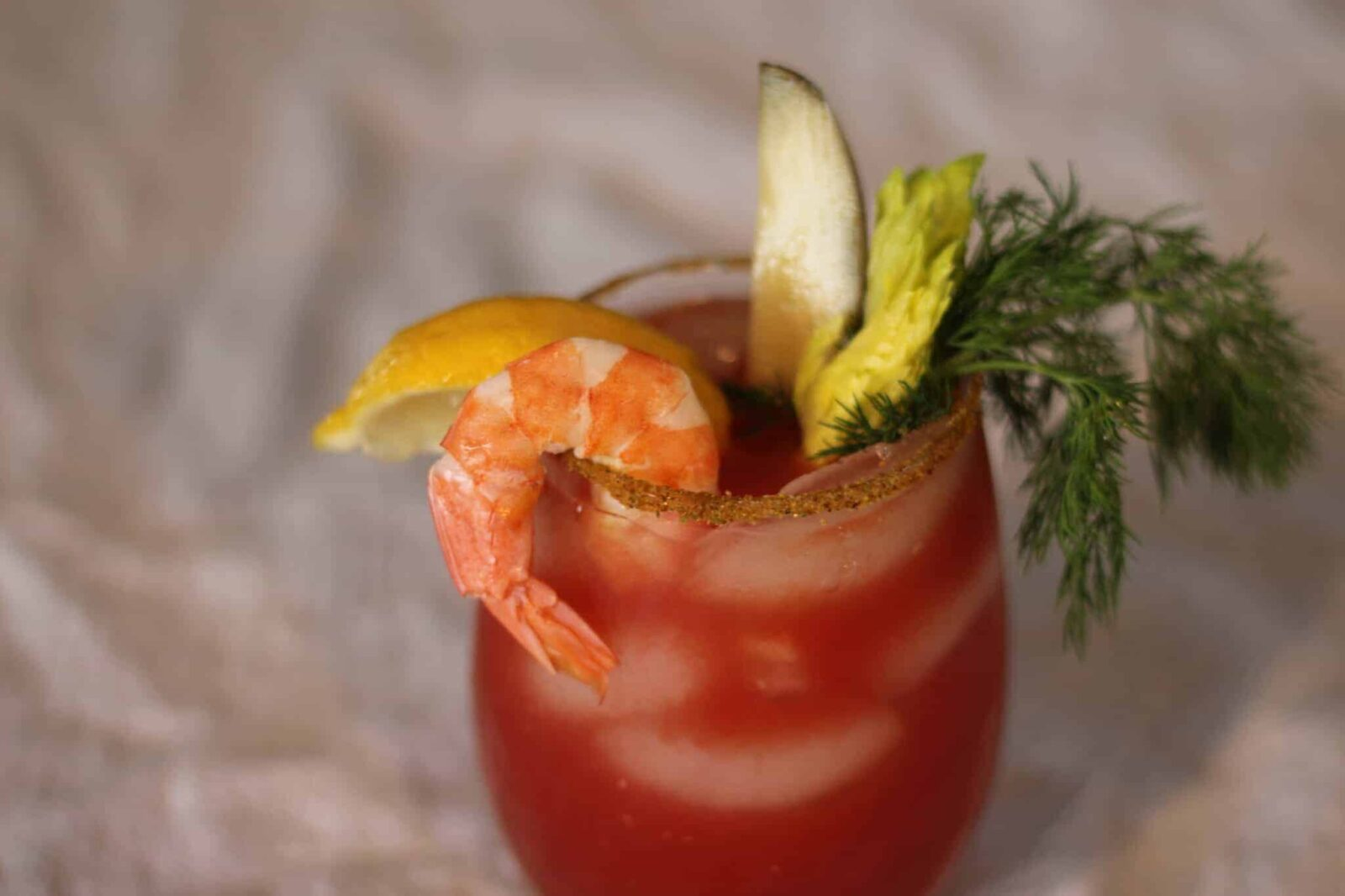 Thanksgiving Bloody Marys