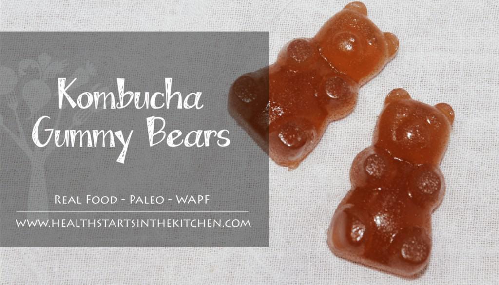 kombucha gummy bears
