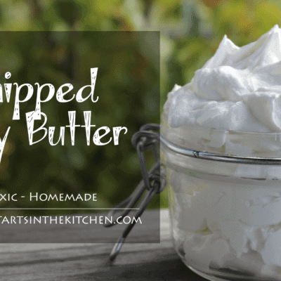 Whipped Tallow Body Butter