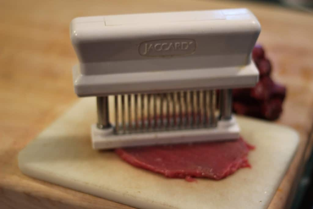 The BEST tenderizer --> http://amzn.to/J85Mef