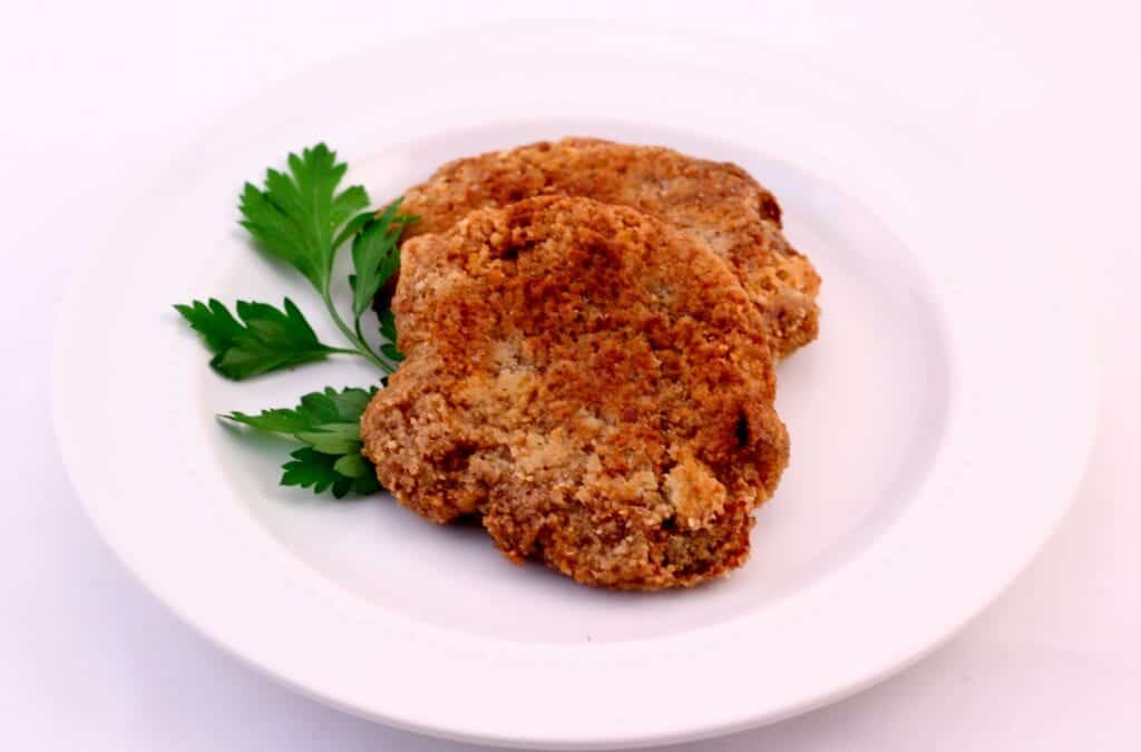 The BEST Grain Free Breaded Venison! Paleo & 21DSD Friendly - Egg/Dairy/Gluten/Corn Free too!