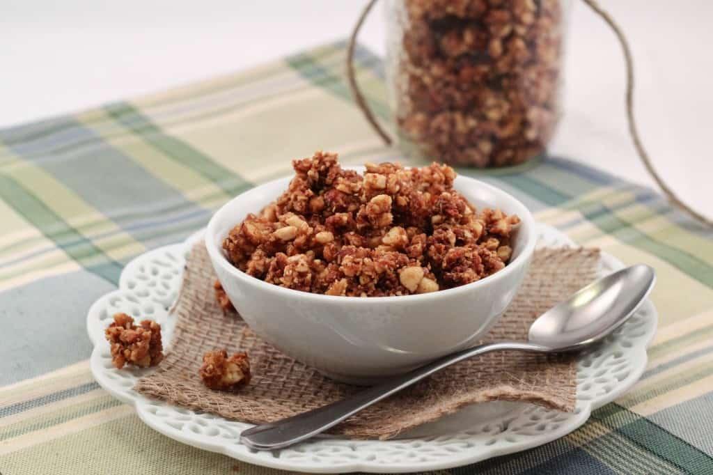 granola 2 centered