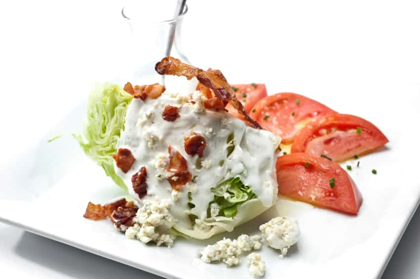 Homemade Creamy Blue Cheese Dressing Recipe