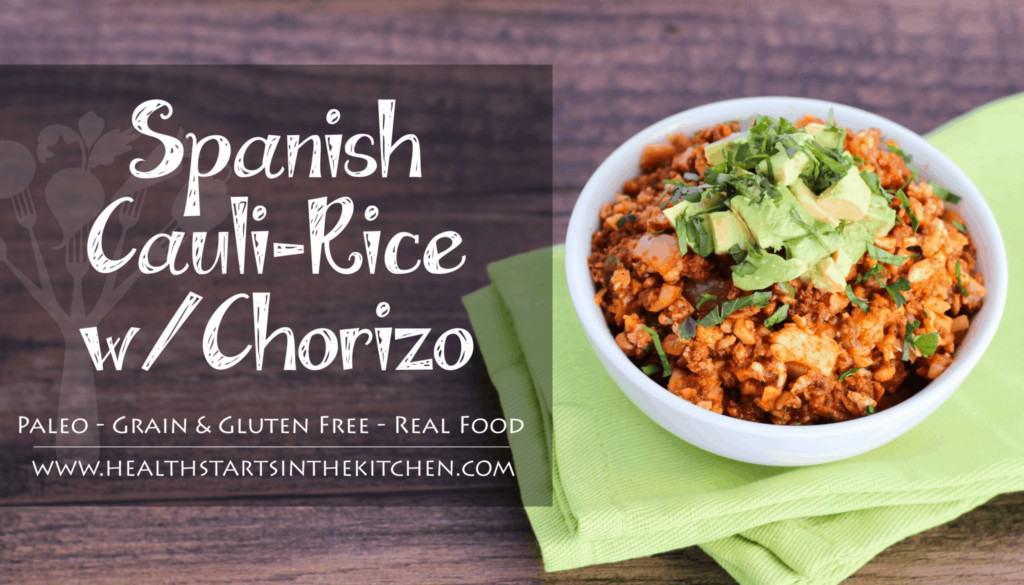 spanish cauli rice with chorizo-01