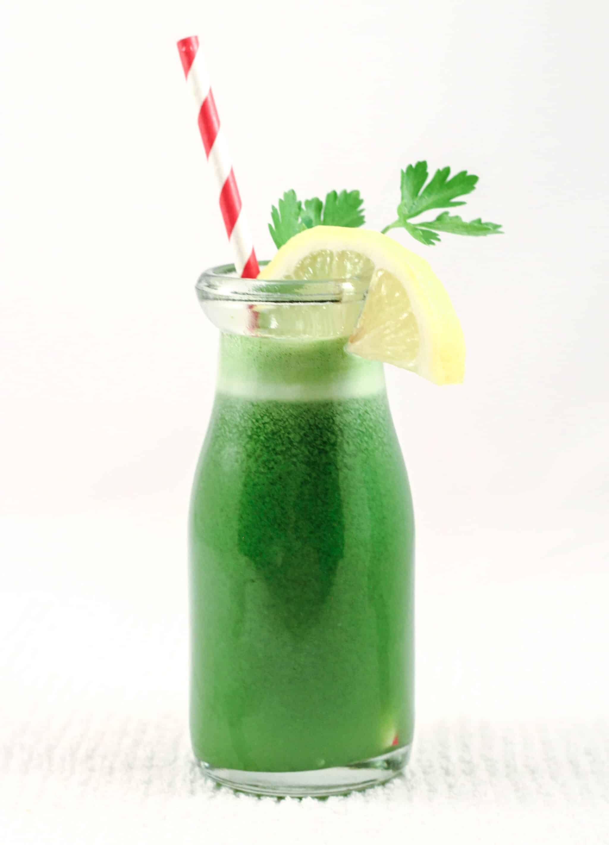 My Everyday Healthy Green Juice