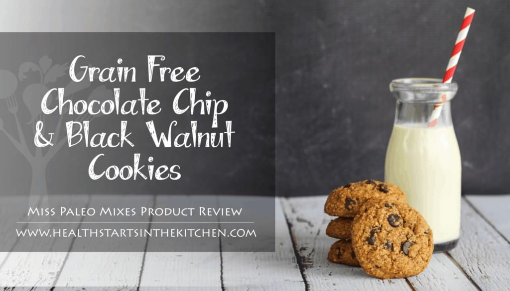 Grain Free Chocolate Chip and Black Walnut Cookies-01