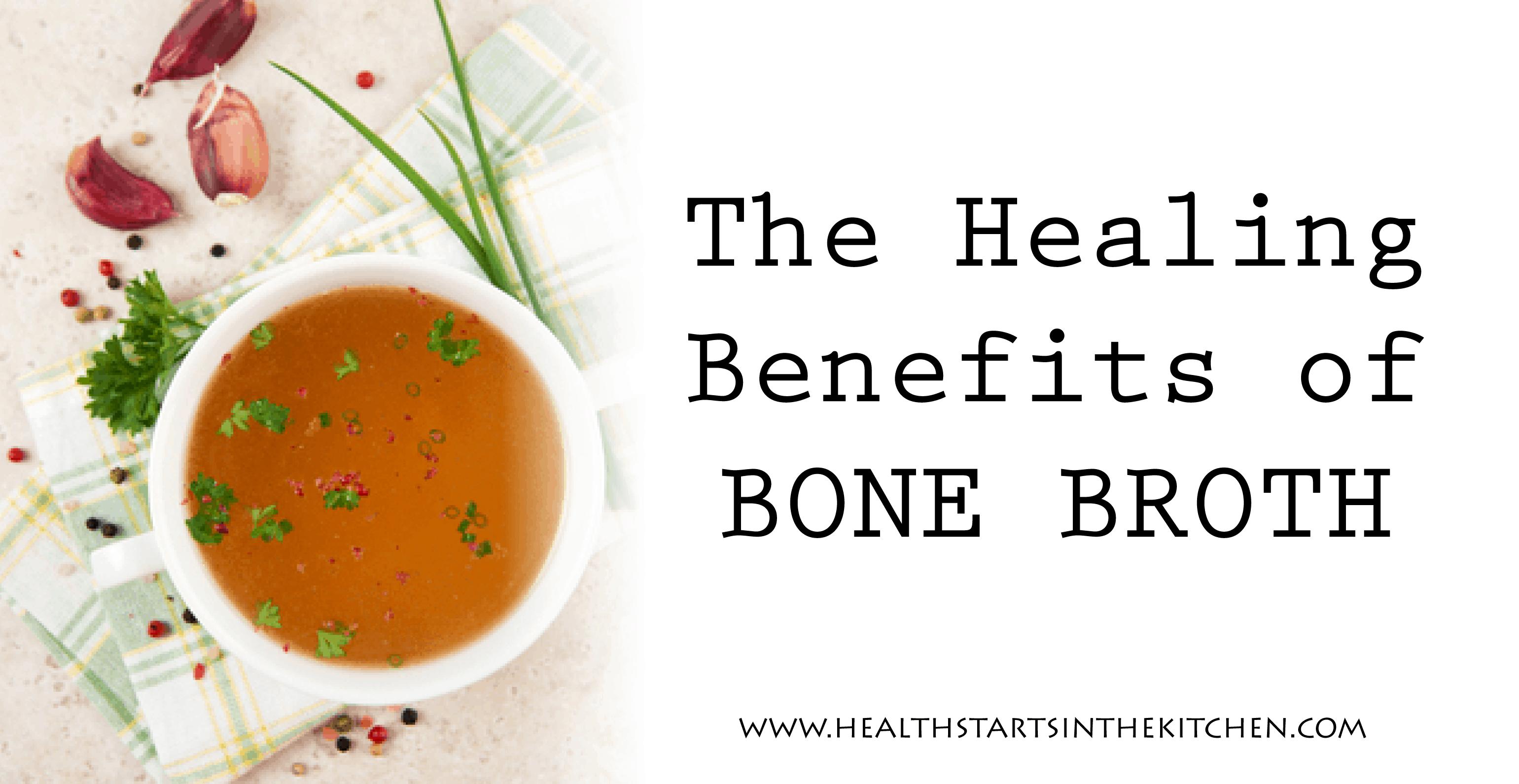Healing Beef Bone Broth