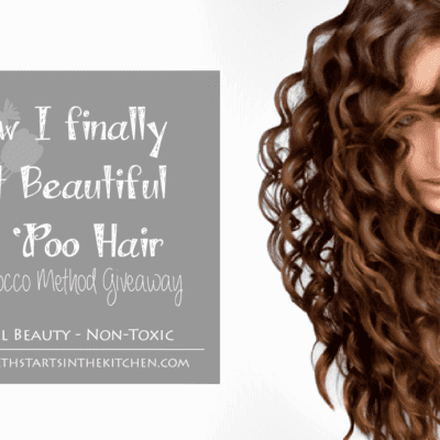 How I Finally got Beautiful No 'Poo Hair