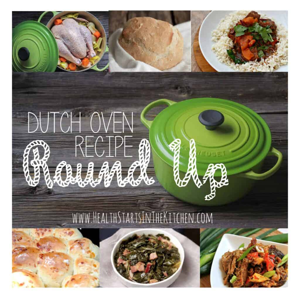 Dutch Oven Recipe Round Up