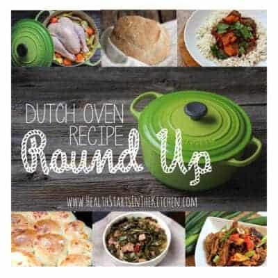 Dutch Oven Recipe Round-Up