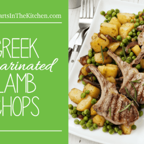 Greek Marinated Lamb Chops, Grain-free, Gluten-free, Paleo, Primal, Real Food, Healthy