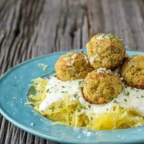 Artichoke, Chicken & Broccoli Meatballs, Primal, Grain & Gluten-Free, Low-Carb