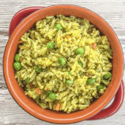 Fool-Proof Pressure Cooker Rice Pilaf Recipe