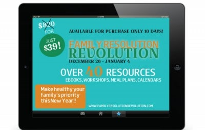 Family-Resolution-Revolution-iPad