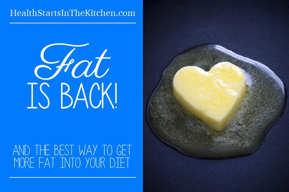 Fat Is Back: Why Putting More Fat In Your Diet Is The Key To Good Health, Guest Post By: Dave Asprey