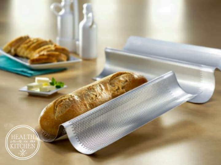 Grain Free French Bread by Health Starts int he Kitchen