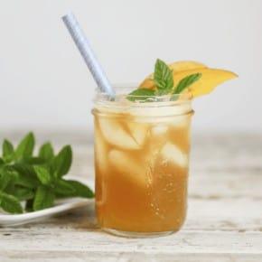 Delicious & Refreshing Mango Iced Tea
