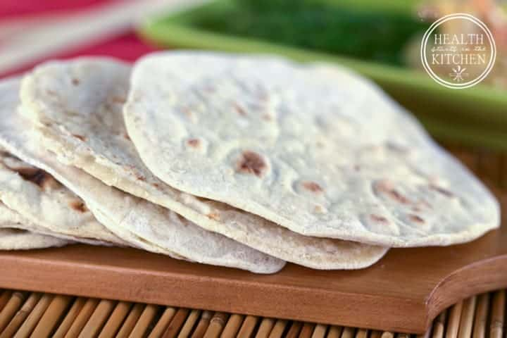 Grain-Free Flat Bread