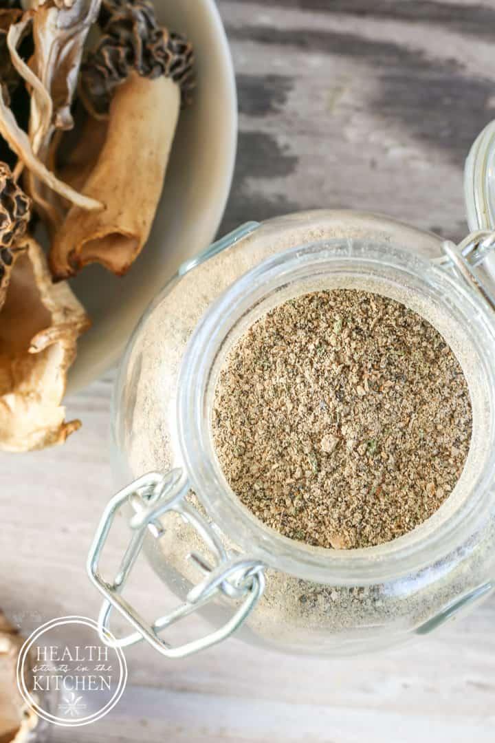 Magical Wild Mushroom Seasoned Salt