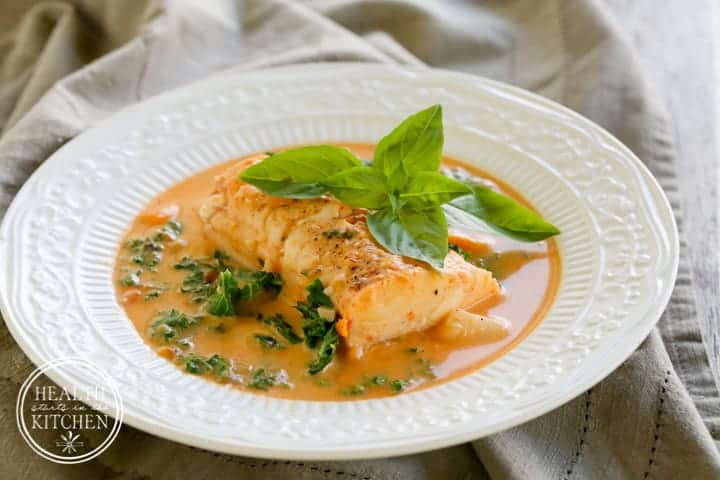 Pressure Cooker} Haddock in Creamy Tomato Broth with Potatoes ...