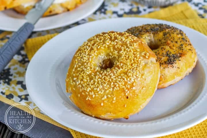 Grain-Free Bagels {Sneak Peek from Without Grain Cookbook}