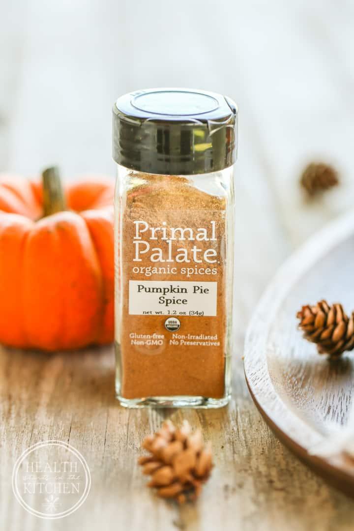 Primal Palate Organic Pumpkin Pie Spice