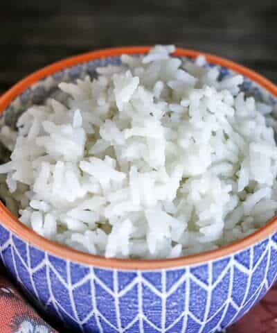 Always Perfect Pressure Cooker Rice