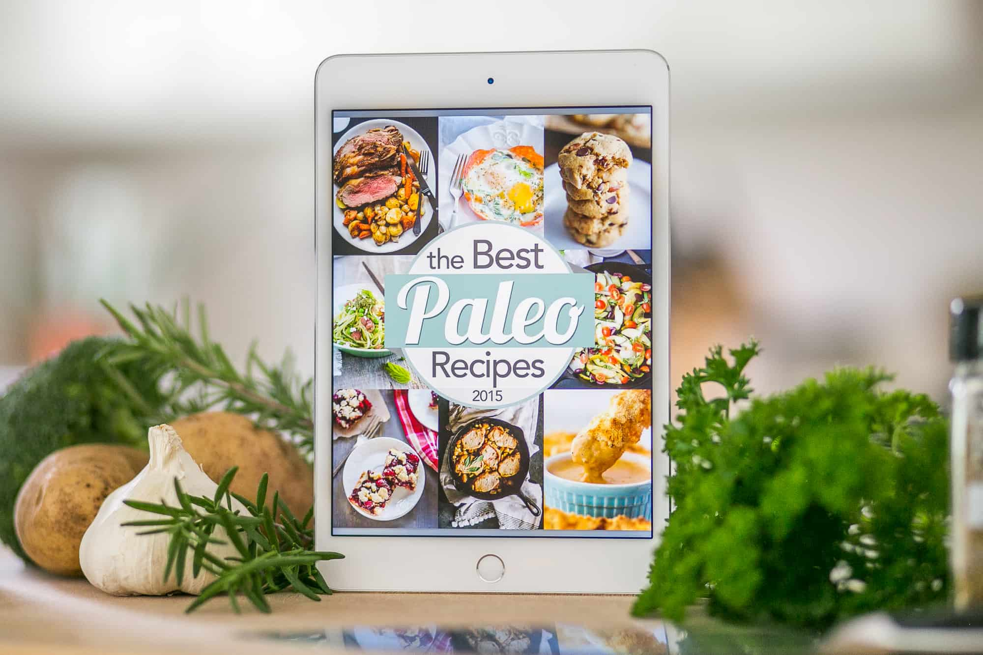 The Best Paleo Recipes of 2015