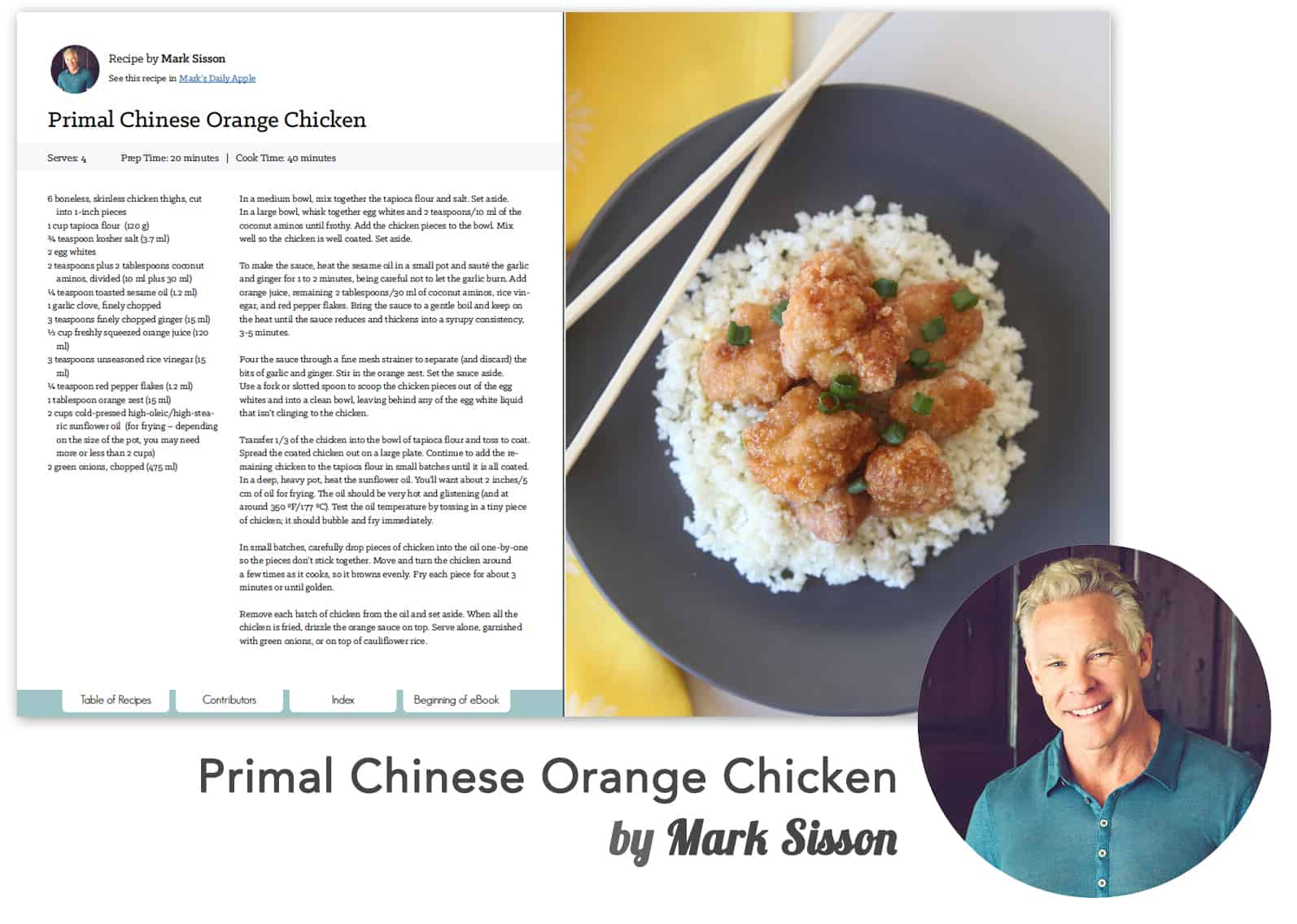 Mark Sisson 2015 The Best Paleo Recipes Of 2015  Health Starts In The Kitchen