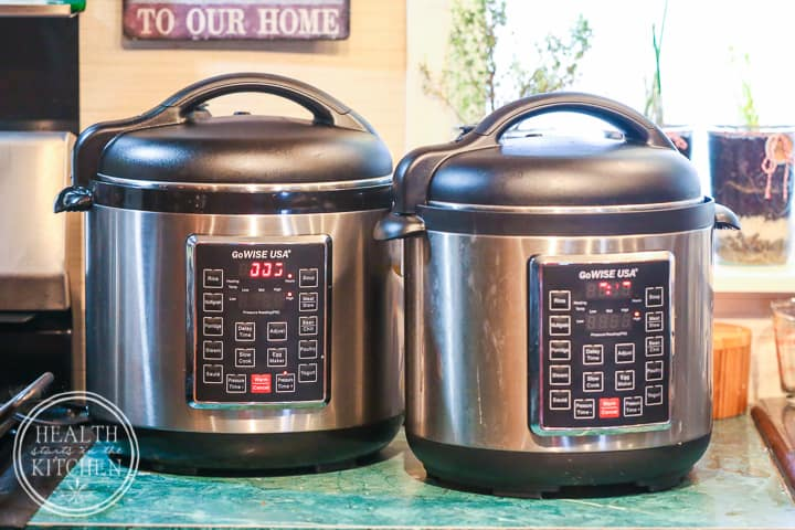 GoWise USA Electric Pressure Cookers