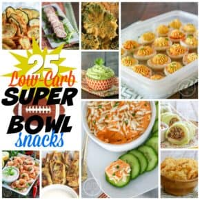 25 Low-Carb Super Bowl Snacks by Health Starts in the Kitchen