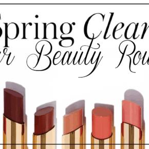 Spring Clean your Beauty Routine {https://www.beautycounter.com/hayleyryczek}