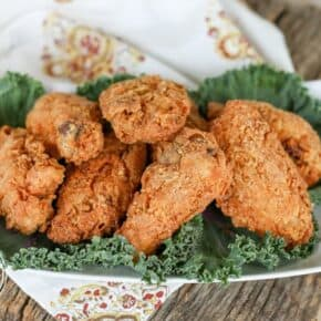 Crispy & Delicious Gluten-Free Fried Chicken