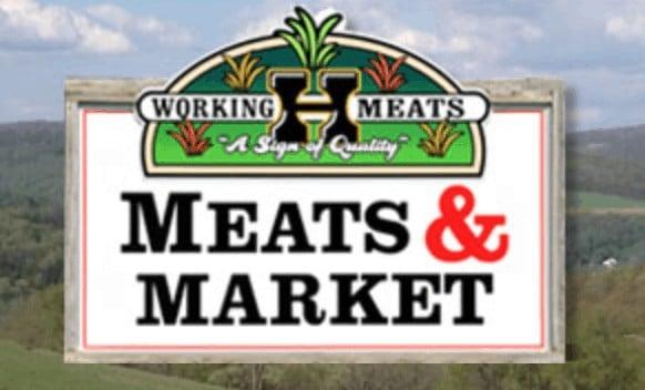 Working H Meats & Market