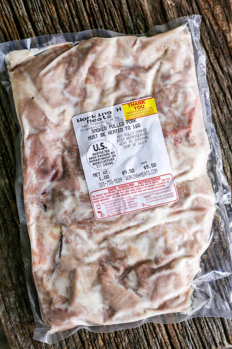 Smoked BBQ Pork Nachos
